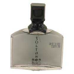 Sultan Black Cologne by Jeanne Arthes 3.3 oz Eau De Toilette Spray (Tester)