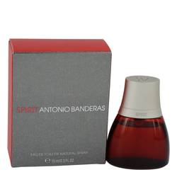 Spirit Cologne by Antonio Banderas 0.5 oz Eau De Toilette Spray