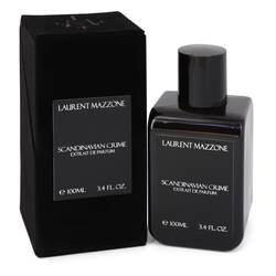 Scandinavian Crime Perfume by Laurent Mazzone 3.4 oz Extrait De Parfum Spray