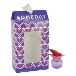 Someday Perfume by Justin Bieber 0.25 oz Mini EDP in Gift Box