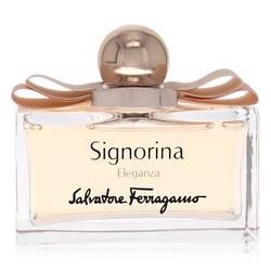 Signorina Eleganza Perfume by Salvatore Ferragamo 3.4 oz Eau De Parfum Spray (unboxed)