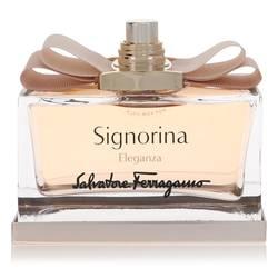 Signorina Eleganza Perfume by Salvatore Ferragamo 3.4 oz Eau De Parfum Spray (Tester)