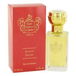 Secrete Datura Perfume by Maitre Parfumeur et Gantier 3.3 oz Eau De Parfum Spray