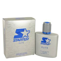 Starter Elite Cologne by Starter 3.4 oz Eau De Toilette Spray