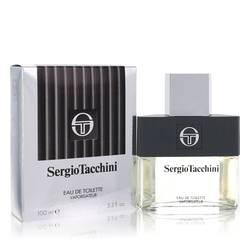 Sergio Tacchini Donna Cologne by Sergio Tacchini 3.3 oz Eau De Toilette Spray