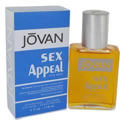 Sex Appeal Cologne by Jovan 4 oz After Shave / Cologne