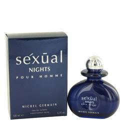Sexual Nights Cologne by Michel Germain 4.2 oz Eau De Toilette Spray