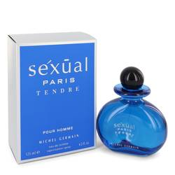 Sexual Tendre Cologne by Michel Germain 4.2 oz Eau De Toilette Spray