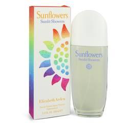Sunflowers Sunlit Showers Perfume by Elizabeth Arden 3.3 oz Eau De Toilette Spray