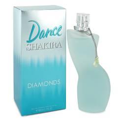 Shakira Dance Diamonds Perfume by Shakira 2.7 oz Eau De Toilette Spray