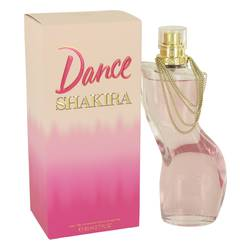 Shakira Dance Perfume by Shakira 2.7 oz Eau De Toilette Spray