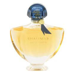 Shalimar Perfume by Guerlain 3 oz Eau De Toilette/Cologne Spray (Tester)