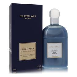 Shalimar Perfume by Guerlain 6.8 oz Shower Gel