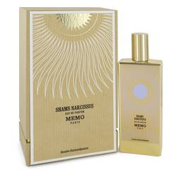 Shams Narcissus Perfume by Memo 2.53 oz Eau De Parfum Spray (Unisex)