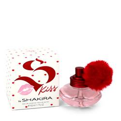 Shakira S Kiss Perfume by Shakira 1.7 oz Eau De Toilette Spray