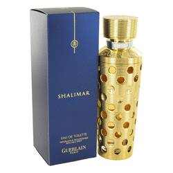 Shalimar Perfume by Guerlain 3.1 oz Eau De Toilette Spray Refillable