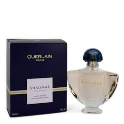 Shalimar Cologne Perfume by Guerlain 3 oz Eau De Toilette Spray