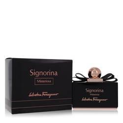 Signorina Misteriosa Perfume by Salvatore Ferragamo 3.4 oz Eau De Parfum Spray