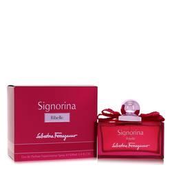 Signorina Ribelle Perfume by Salvatore Ferragamo 3.4 oz Eau De Parfum Spray