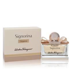 Signorina Eleganza Perfume by Salvatore Ferragamo 1 oz Eau De Parfum Spray