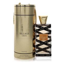 Sillage Oros Cologne by Riiffs 3.4 oz Eau De Parfum Spray (Unisex)