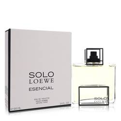 Solo Loewe Esencial Cologne by Loewe 3.4 oz Eau De Toilette Spray