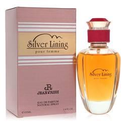 Silver Lining Perfume by Jean Rish 3.4 oz Eau De Parfum Spray