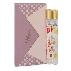 Sweet Lolita Lempicka Perfume by Lolita Lempicka -- Gift Set - .23 oz Mini Sweet Lolita Lempicka EDP Spray + .23 oz Mini  Leau Jolie EDP Spray