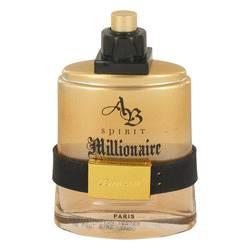 Spirit Millionaire Cologne by Lomani 3.3 oz Eau De Toilette Spray (Tester)