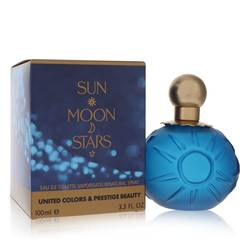 Sun Moon Stars Perfume by Karl Lagerfeld 3.3 oz Eau De Toilette Spray
