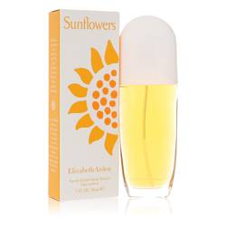 Sunflowers Perfume by Elizabeth Arden 1 oz Eau De Toilette Spray