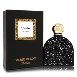 Secrets Of Love Delice Perfume by M. Micallef 2.5 oz Eau De Parfum Spray