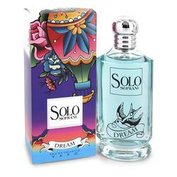 Solo Dream Perfume by Luciano Soprani 3.4 oz Eau De Toilette Spray