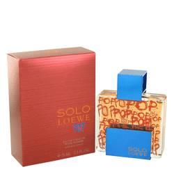 Solo Loewe Pop Cologne by Loewe 2.5 oz Eau De Toilette Spray