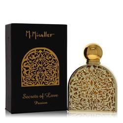 Secrets Of Love Passion Perfume by M. Micallef 2.5 oz Eau De Parfum Spray