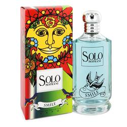 Solo Smile Perfume by Luciano Soprani 3.4 oz Eau De Toilette Spray