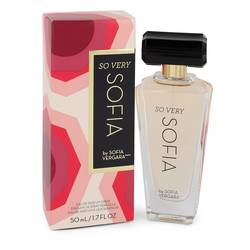 So Very Sofia Perfume by Sofia Vergara 1.7 oz Eau De Parfum Spray