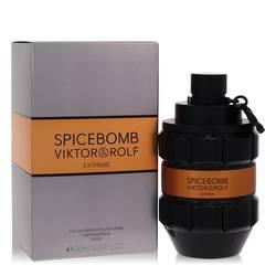 Spicebomb Extreme Cologne by Viktor & Rolf 3.04 oz Eau De Parfum Spray