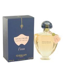 Shalimar Parfum Initial L'eau Perfume by Guerlain 2 oz Eau De Toilette Spray