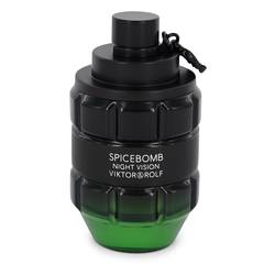 Spicebomb Night Vision Cologne by Viktor & Rolf 3 oz Eau De Toilette Spray (unboxed)