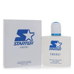 Starter Energy Cologne by Starter 3.4 oz Eau De Toilette Spray