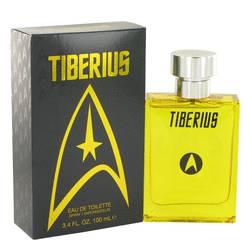 Star Trek Tiberius Cologne by Star Trek 3.4 oz Eau De Toilette Spray