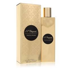 St Dupont Oud & Rose Perfume by ST Dupont 3.3 oz Eau De Parfum Spray (Unisex)