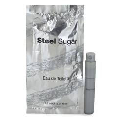 Steel Sugar Cologne by Aquolina 0.05 oz Vial (sample)