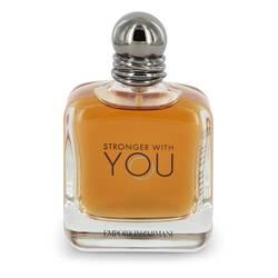 Stronger With You Cologne by Giorgio Armani 3.4 oz Eau De Toilette Spray (Tester)