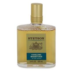 Stetson Cologne by Coty 3.4 oz Cooling Moisture After Shave