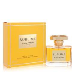 Sublime Perfume by Jean Patou 1.7 oz Eau De Toilette Spray