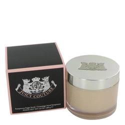 Juicy Couture Perfume by Juicy Couture 10 oz Sugar Scrub