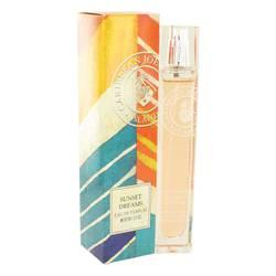 Sunset Dreams Perfume by Caribbean Joe 3.4 oz Eau De Parfum Spray