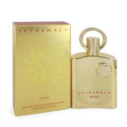 Supremacy Gold Cologne by Afnan 3.4 oz Eau De Parfum Spray (Unisex)